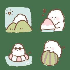 summer  of snowman