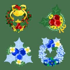 Cute Christmas Emoji
