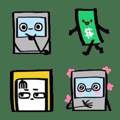 ATM emoji好朋友