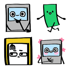 ATM emoji好朋友New