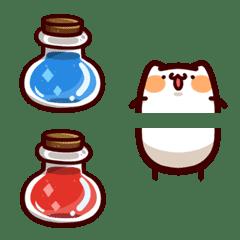 LV2.喵喵野外道具(變形屬性)