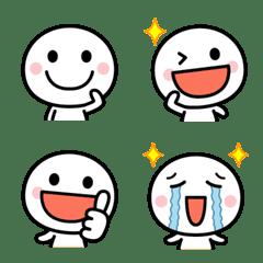 Emoji of the simple man