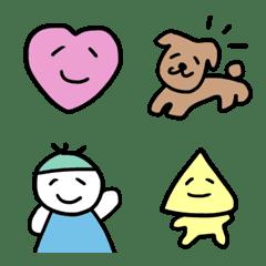 Peaceful Emoji.