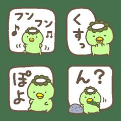 Kappasan emoji Fukidashi