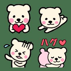 อิโมจิไลน์ Lovely  bears