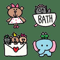 Lilo friends emoji3