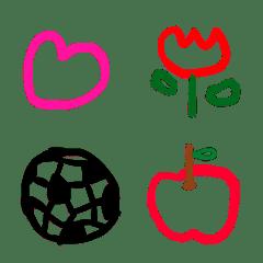 Children emoji...