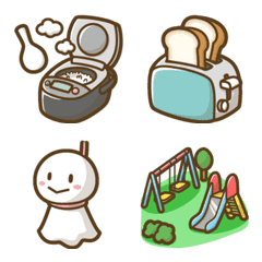 Everyday Life Emoji 5