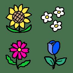 Flower Emoji!