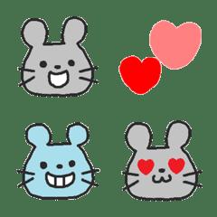A cute mouse Emoji