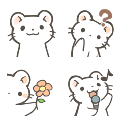 Pop up Ermine emoji