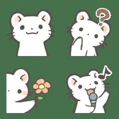 อิโมจิไลน์ Pop up Ermine emoji