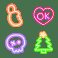 gradation neon Emoji (4)