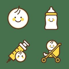 Emoji for Baby's MAMA Ver.2