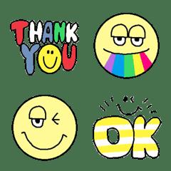 simple words  conversation emoji