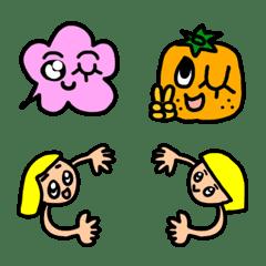 表情符號著色對話Part8