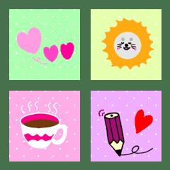 可愛◆海豹表情符號③