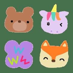 Various set emoji23