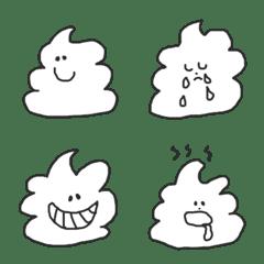 Graffiti touch Unchi(Emoji)