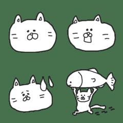 Graffiti touch Cat(Emoji)