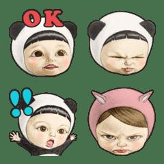 Lovely Masaru Emoji