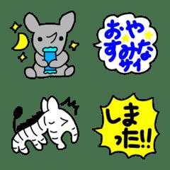 Funny funny Animals life: Emoji 1