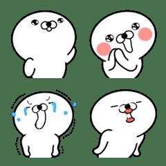 Too honest seal.Emoji 2