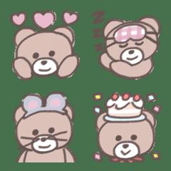 Brown bear cocoa