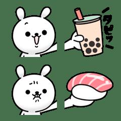 HINEKURE rabbit Emoji 2