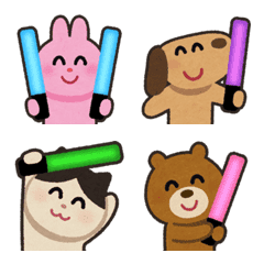 Irasutoya Party Emoji