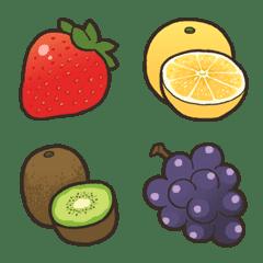 kabiemoji1 fruits