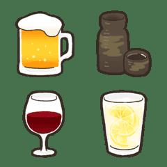 kabiemoji5 alcohol