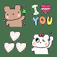 Various set emoji 98adult cute simple
