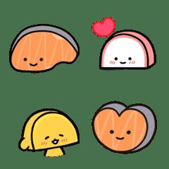 อิโมจิไลน์ Kirimichan. Emoji