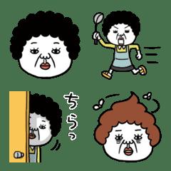 Mrs. Old woman Emoji