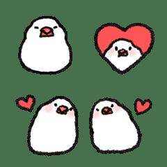 mochi java sparrow emoji