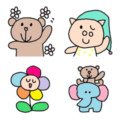 Lilo frie1ds emoji10