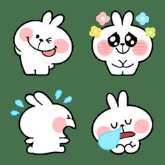 Spoiled Rabbit Emoji2