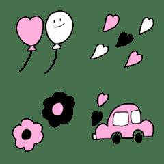 อิโมจิไลน์ blackpink emoji