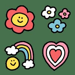 อิโมจิไลน์ Yuru-Cawaii Emoji 2