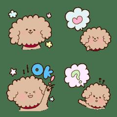 [Emoji]Lovely toy poodle