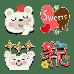 Scandinavian bear Emoji2