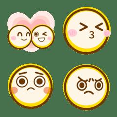 emoji 實用大頭 表情貼-part2