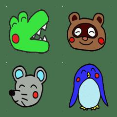 Animal-Emoji