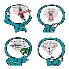 NhaKrean Hood Emoji