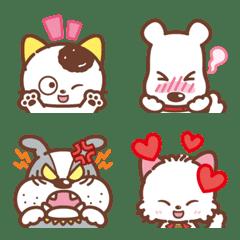 อิโมจิไลน์ Tama and Friends Emoji
