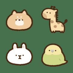 animal Emoji(cute)