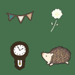 adorable and simple Emoji 2