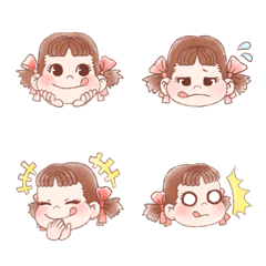 PEKO Natural Word Emoji
