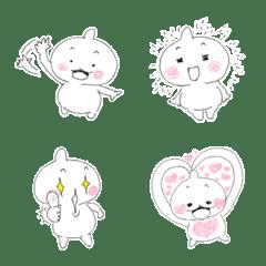Cute Ghost POONGPOONG